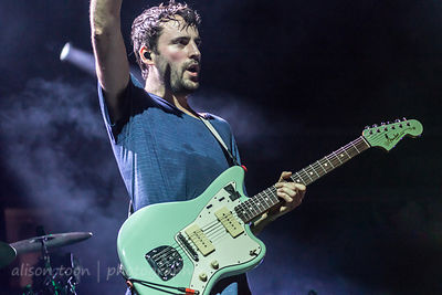 Jimmy Smith, guitar, Foals