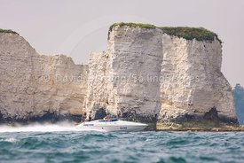 Fugitive, G130, Fortitudo Poole Bay 100 Offshore Powerboat Race, June 2018, 20180610123
