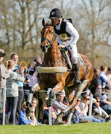 - Cross Country - Mitsubishi Motors Badminton Horse Trials 2013.