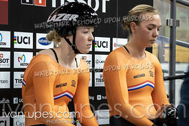 Track Cycling World Cup Milton, October 26, 2018