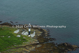 Mew Island Lighthouse, Co Down