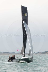 Cool Runnings, DEN004, Open 7.50, Round the Island Race 2017, 20170701055