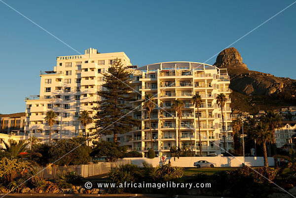 Peninsula All-Suite hotel, Sea Point, Cape Town, South Africa