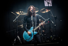 Foo Fighters @ Rock Werchter 2017