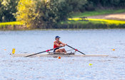 Taken during the NZSSRC - Maadi Cup 2017, Lake Karapiro, Cambridge, New Zealand; ©  Rob Bristow; Frame 1399 - Taken on: Friday - 31/03/2017-  at 15:22.58
