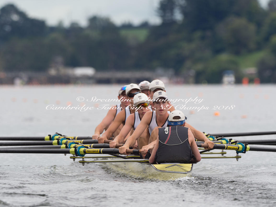 Taken during the NZSSRC - Maadi Cup 2017, Lake Karapiro, Cambridge, New Zealand; ©  Rob Bristow; Frame 862 - Taken on: Friday...