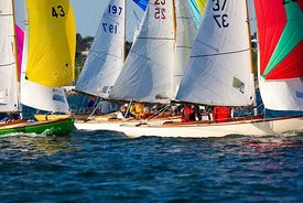 X One Designs, Parkstone Yacht Club Monday night racing, 20180514016