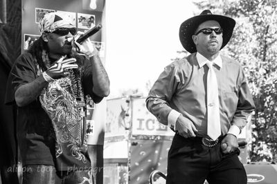 Cowboy And A Thug, State Fair, 2013