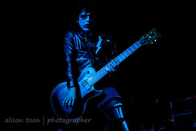 Nikki Misery, guitar, New Years Day, Sacramento