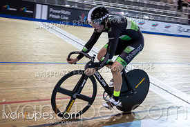 Men Kilo Time Trial. Canadian Track Championships, Thursday Morning Session, September 27, 2018