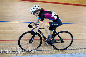 U17 Women Elimination Race. Canadian Track Championships (U17/Junior/Para), April 1, 2017