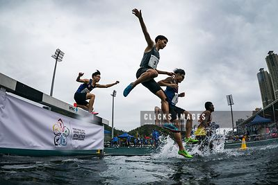 3rd Asian Youth Athletic Championships - Day 2