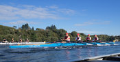 Taken during the World Masters Games - Rowing, Lake Karapiro, Cambridge, New Zealand; ©  Rob Bristow; Frame 1336 - Taken on: ...