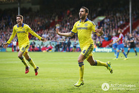 Crystal Palace v Chelsea - Barclays Premier League