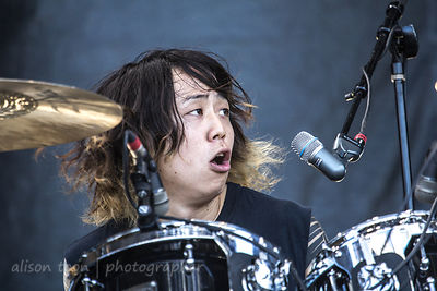 Tomoya, drums, One OK Rock