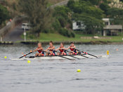Taken during the NZSSRC - Maadi Cup 2017, Lake Karapiro, Cambridge, New Zealand; ©  Rob Bristow; Frame 1834 - Taken on: Satur...