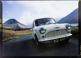 621 AOK The First Mini Produced in 1959: Photographer: Neil Emmerson
