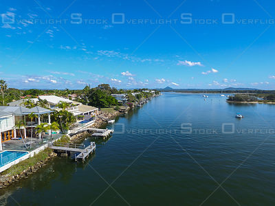 "Stock Aerial Photo of Noosa Heads Queensland Australia <a href=""https://www.google.com/maps/place/26 23 19.28S153 05 03.10E/""..."