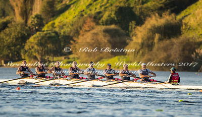 Taken during the World Masters Games - Rowing, Lake Karapiro, Cambridge, New Zealand; ©  Rob Bristow; Frame 4881 - Taken on: Monday - 24/04/2017-  at 17:59.28