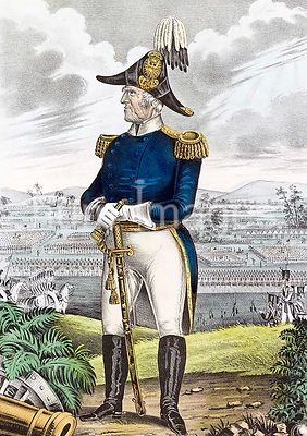 General Z. Taylor rough & ready ca 1847
