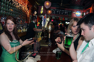 St Patrick's Day 2012, Downtown Iowa City
