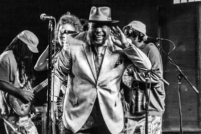George Clinton and Parliament Funkadelic, August 2014