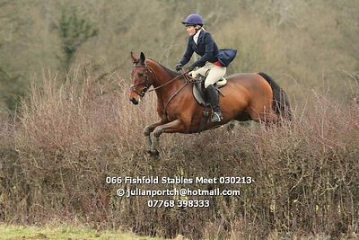 2013-02-03 KSB Fishfold Stables Meet