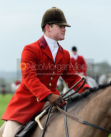 The Belvoir Hunt at Highfield Farm 12/12