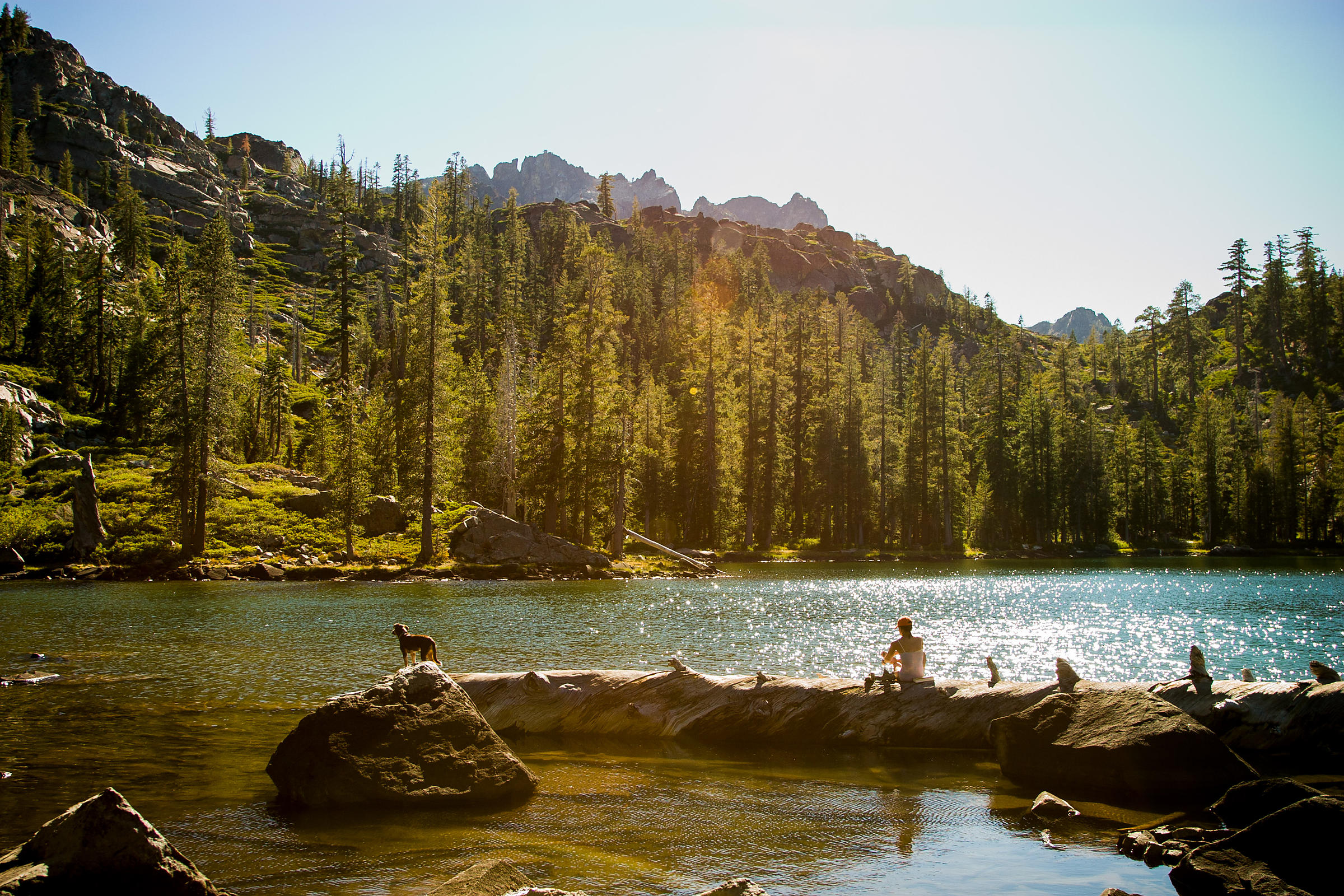 Outdoor lifestyle photography by Jason Tinacci, California