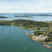 Long Island, Casco Bay