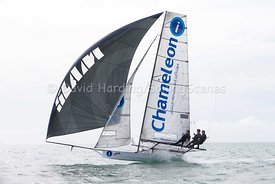 18ft Skiff European Grand Prix, Sandbanks, 20160904527