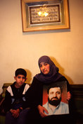 Widow of Hezbollah member killed by Israeli forces