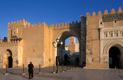 Bab Diwan, the medina's main southern gate, Sfax, Tunisia