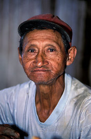 Older Ecuadorian Man
