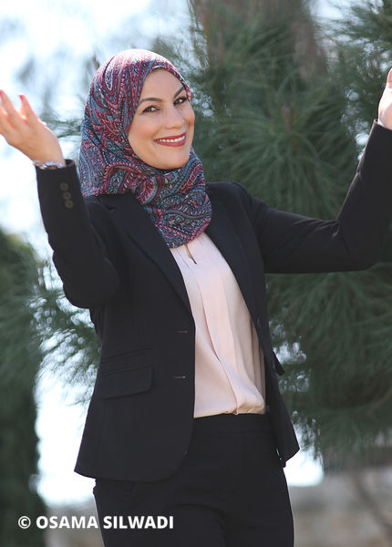 Palestinian Chemical Engineer and Biotechnology Penelope Shihab