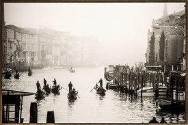 'Grand Canal' Venice 1998 Photographer: Neil Emmerson : £2160 including UK VAT : Edition of 10