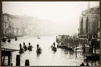 Grand Canal: Venice 1998