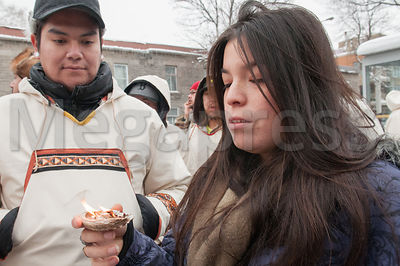 Cree traditional ceremony