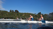 Taken during the World Masters Games - Rowing, Lake Karapiro, Cambridge, New Zealand; ©  Rob Bristow; Frame 1309 - Taken on: ...