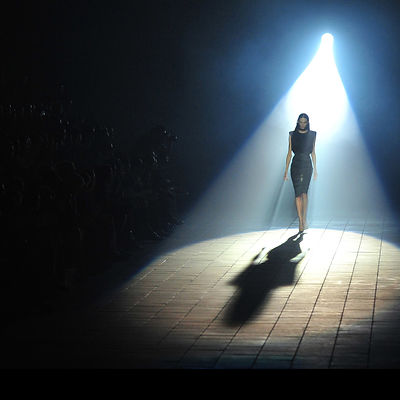 Lanvin. Alber Elbaz, Spring/Summer 2012  pret-a-porter collection show Paris...