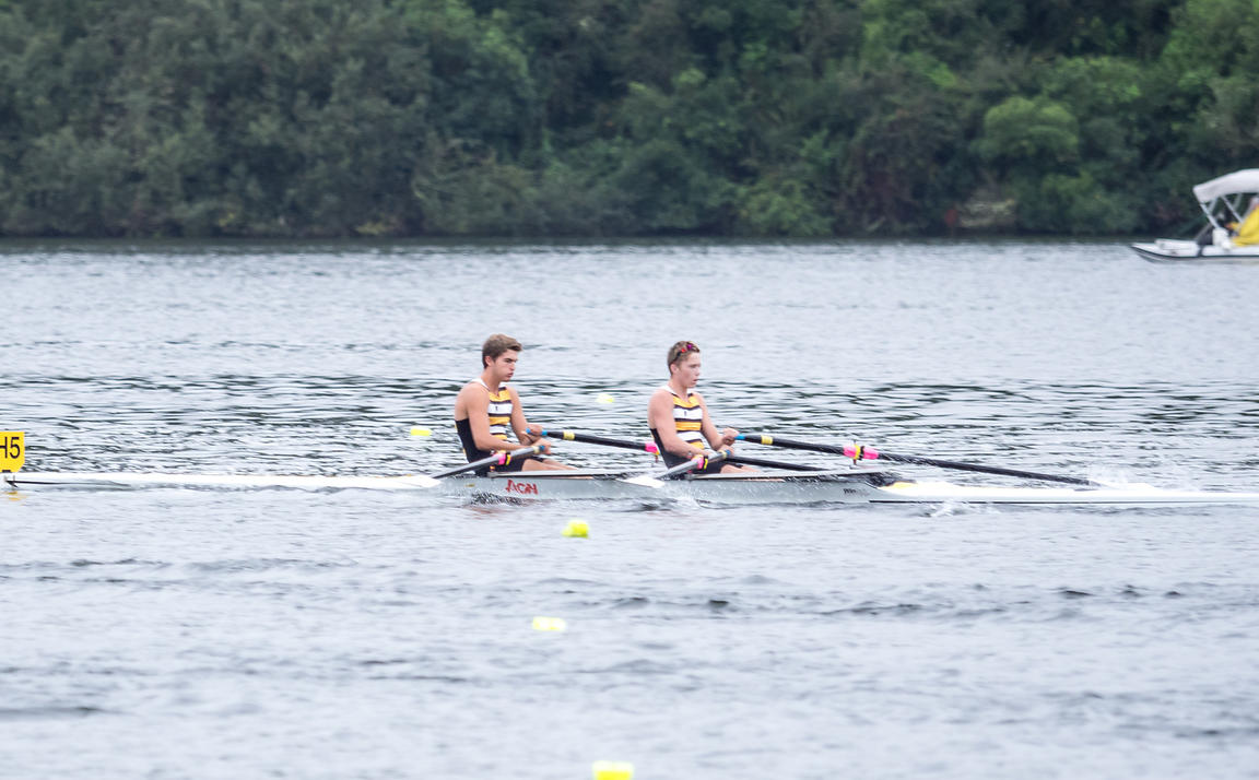 Taken during the NZSSRC - Maadi Cup 2017, Lake Karapiro, Cambridge, New Zealand; ©  Rob Bristow; Frame 61 - Taken on: Thursda...
