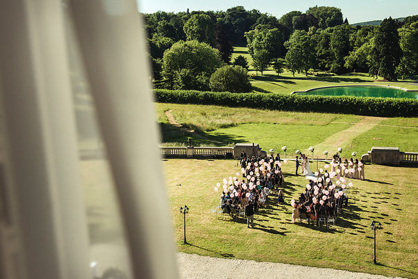 FRENCH WEDDING For Le Parisien Weekend
