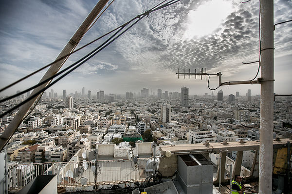 TEL AVIV- Urban Landscape photos