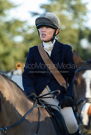 Caroline Stewart At the meet. The Belvoir Hunt meet at Waltham House 22/12