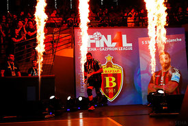 Stojance Stoilov during the Final Tournament - Semi final match - Vardar vs Meshkov Brest - Final Four - SEHA - Gazprom leagu...