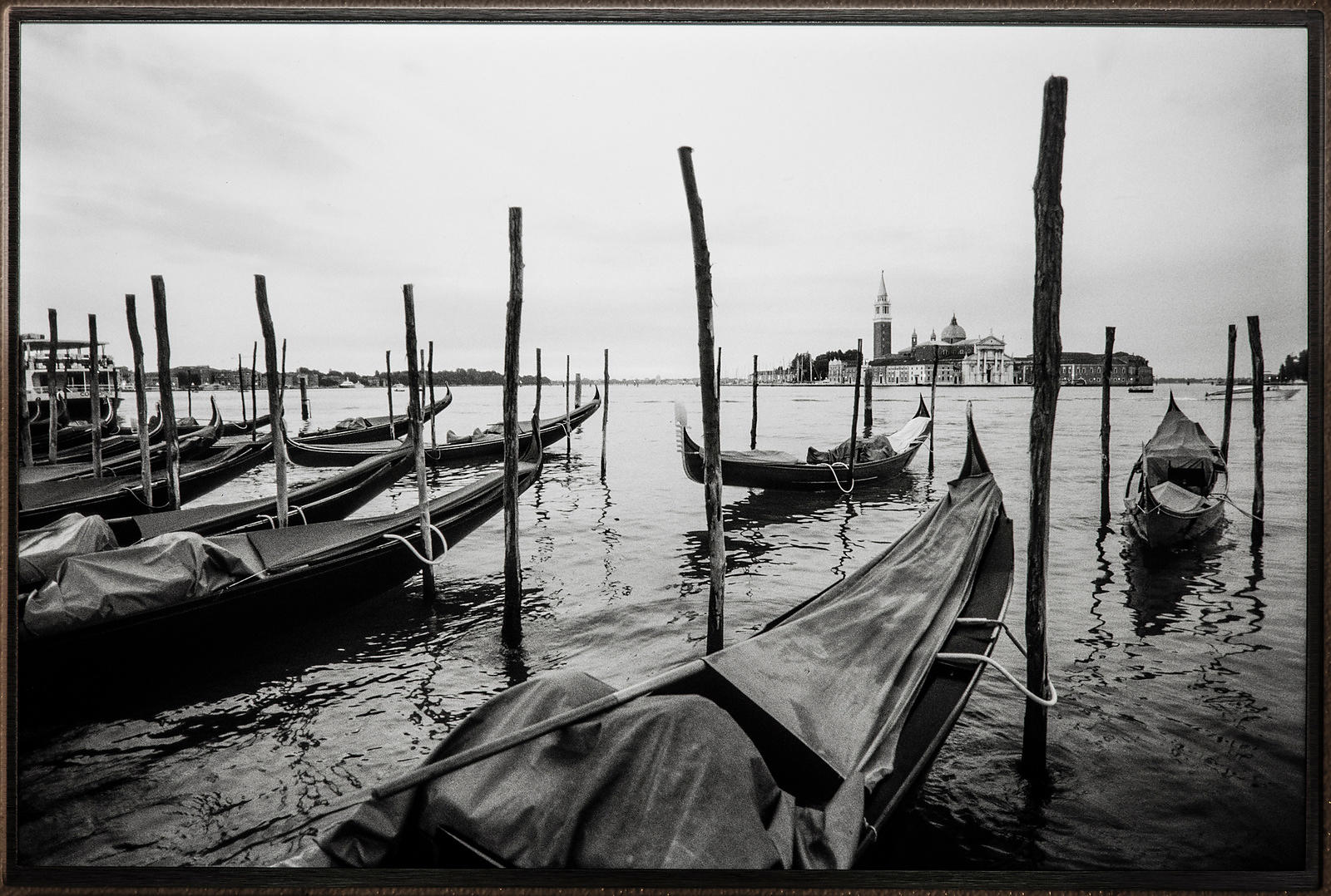 'San Giorgio' Venice 1997: £975:   Photographer: Neil Emmerson (Nikon F3 and Agfa Scala 200).