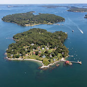 Little Diamond Island, Casco Bay
