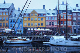 Winter in Nyhavn