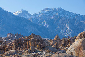 Sierra and Alabama Hills