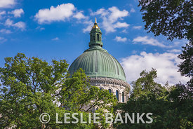 Chapel Dome at the US Naval Academy